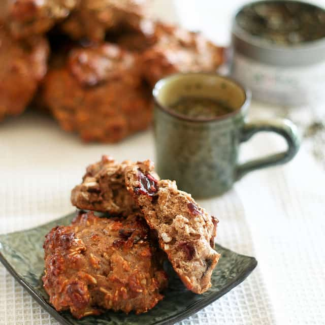 High Protein Healthy Oatmeal Cookies | by Sonia! The Healthy Foodie