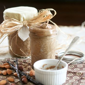Vanilla Hazelnut Almond Butter