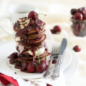 Black Forest [Pan]cake