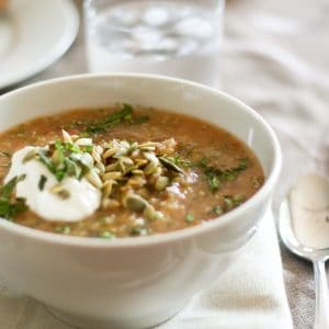 Gazpacho | by Sonia! The Healthy Foodie