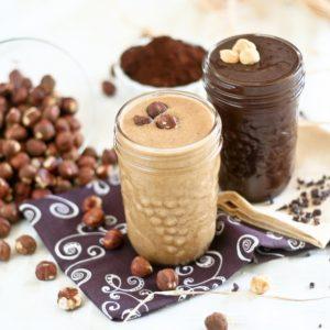 All Natural Hazelnut Butter meets Dark Chocolate