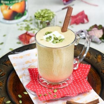Spicy Pumpkin Smoothie