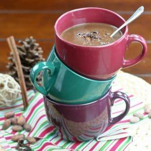 Luscious Hot Chocolate Smoothie