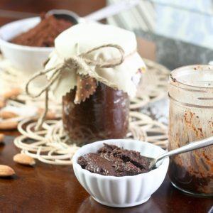 Almond Joy Chocolate Spread