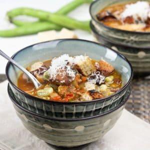 Fava Bean Soup