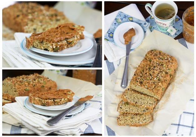 Quick Spelt and Buttermilk Bread | by Sonia! The Healthy Foodie