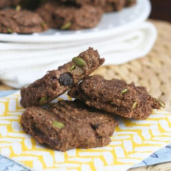 Raisin & Spice Teff Cookies