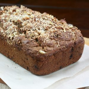 Spelt Banana Bread | by Sonia! The Healthy Foodie