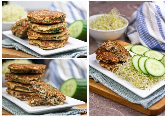 Cauliflower Fritters | by Sonia! The Healthy Foodie
