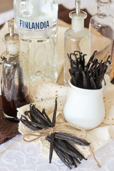 Home Made Pure Vanilla Extract