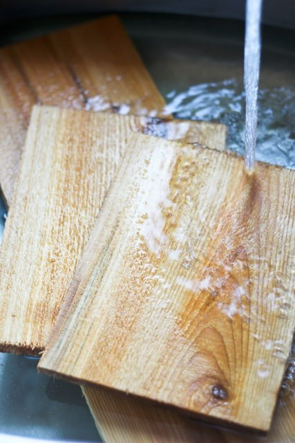 Cedar Plank | by Sonia! The Healthy Foodie