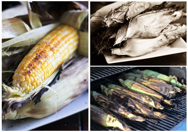 Grill Roasted Corn | by Sonia! The Healthy Foodie