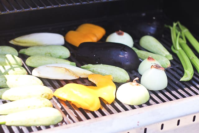 Grilled Vegetables | by Sonia! The Healthy Foodie