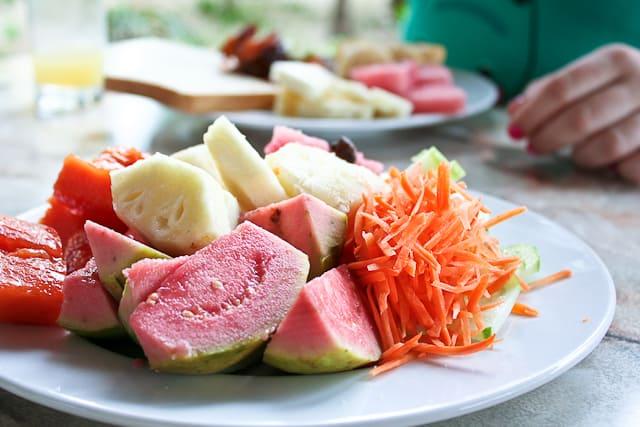 Fruits and Veggies | Snack Bar - Playa Blanca Hotel - Cayo Largo