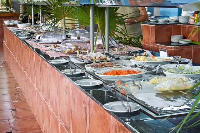 Snack Bar - Playa Blanca Hotel - Cayo Largo