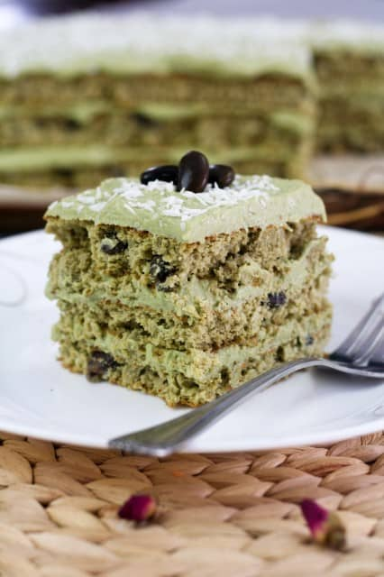Matcha Green Tea Cake | by Sonia! The Healthy Foodie