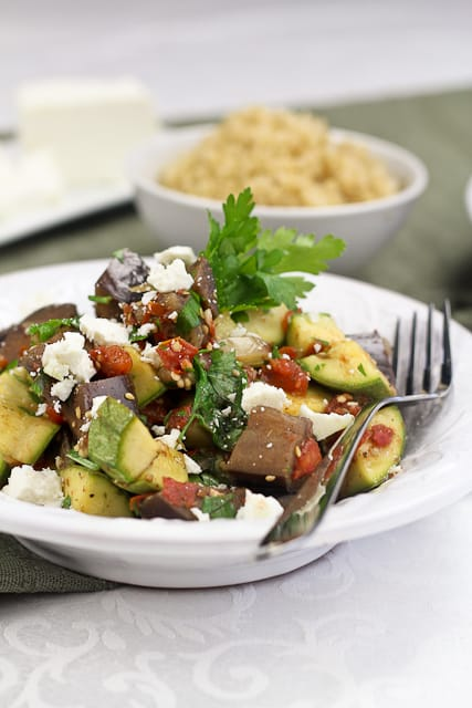 Quick Ratatouille | by Sonia! The Healthy Foodie
