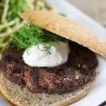 Venison Burger | by Sonia! The Healthy Foodie