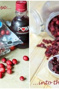 Unsweetened Dried Cranberries | by Sonia! The Healthy Foodie