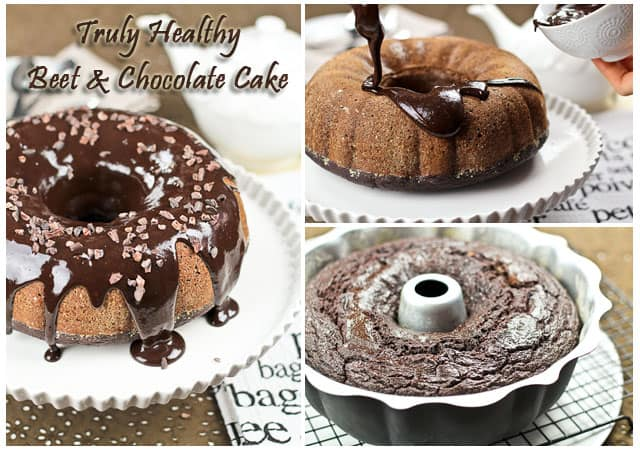 Truly Healthy Beet Chocolate Bundt Cake | by Sonia! The Healthy Foodie