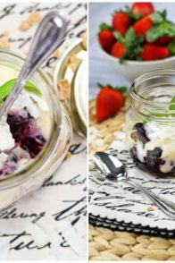 Deconstructed Superfruit High Protein Froyo | by Sonia! The Healthy Foodie