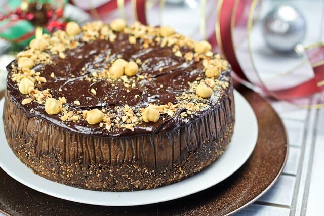 More Chocolate Moka Hazelnut Cake | by Sonia! The Healthy Foodie