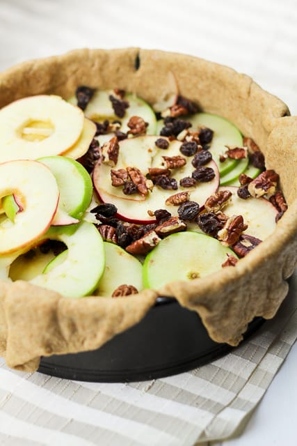 Healthy Rougemont Apple Pie   by Sonia! The Healthy Foodie
