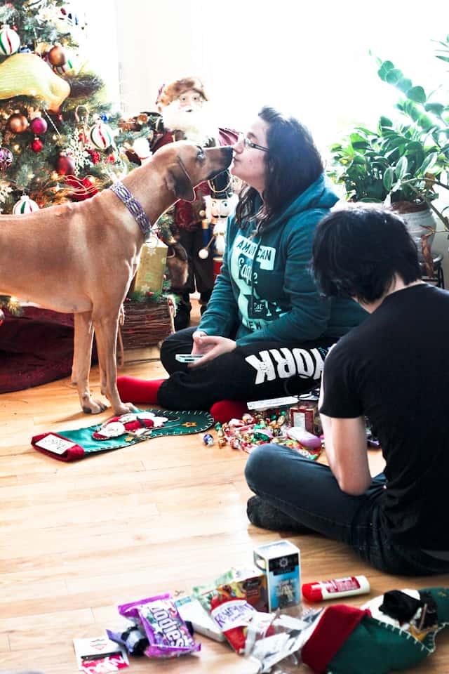 Christmas Stockings Love