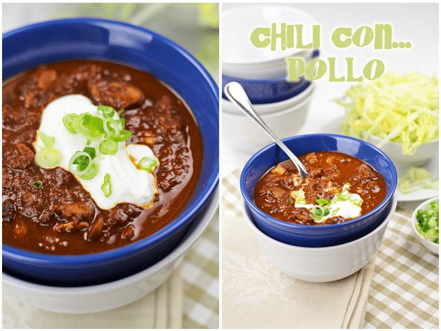 Chili Con Pollo | by Sonia! The Healthy Foodie