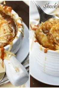 French Onion Soup | by Sonia! The Healthy Foodie