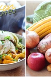 Chicken Pot-au-Feu | by Sonia! The Healthy Foodie