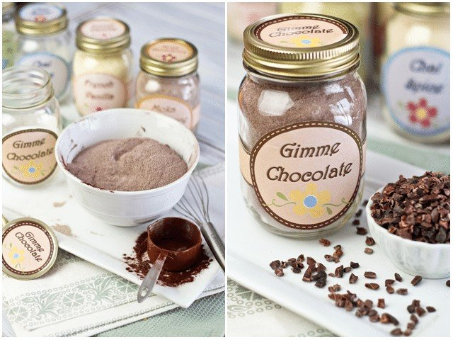 Chocolate Flavored Whey Protein Powder | by Sonia! The Healthy Foodie