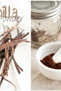 Vanilla Powder | by Sonia! The Healthy Foodie