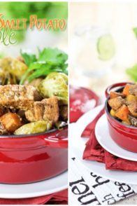 Pork Loin Sweet Potato Casserole   by Sonia! The Healthy Foodie