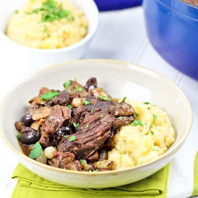 Healthy Braised Beef Blade Roast