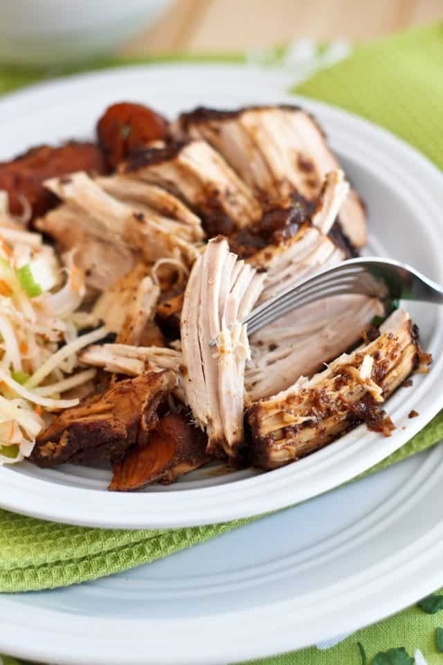 Braised Pork Loin | by Sonia! The Healthy Foodie