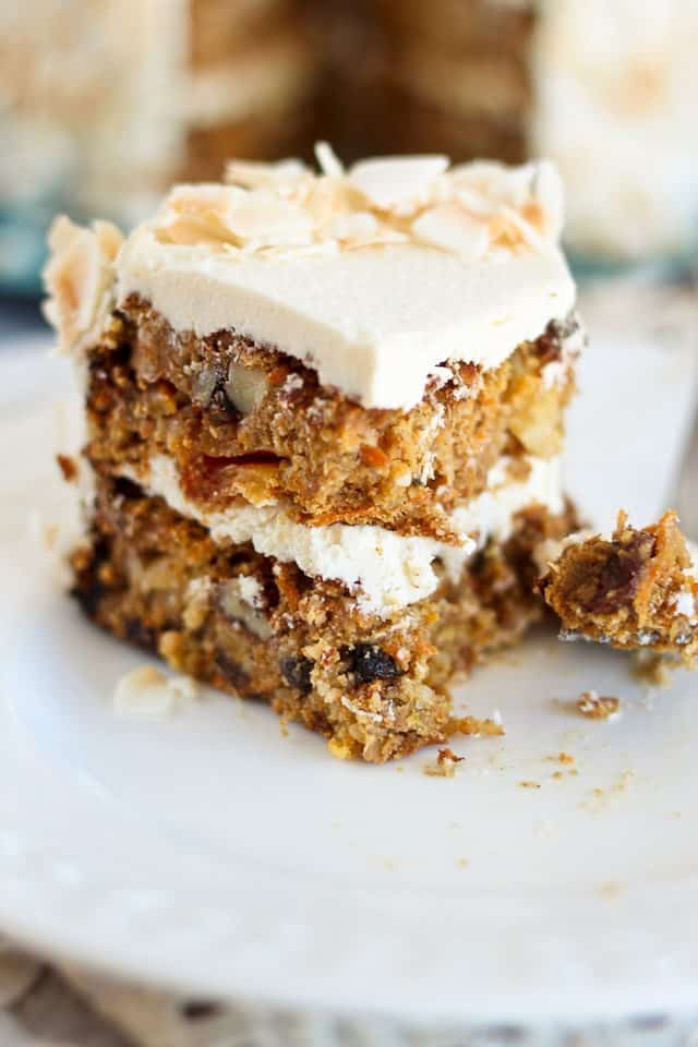 Homemade Carrot Cake Recipe Martha Stewart