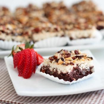 Coconut Magic Brownie Bars