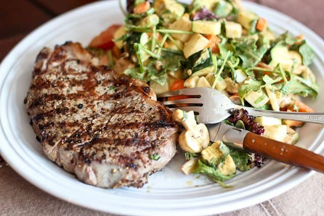 My First Happy Steak | by Sonia! The Healthy Foodie