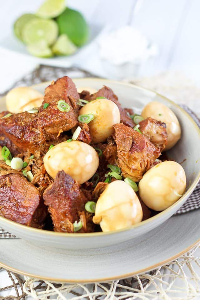 Maple Pork Stew | by Sonia! The Healthy Foodie