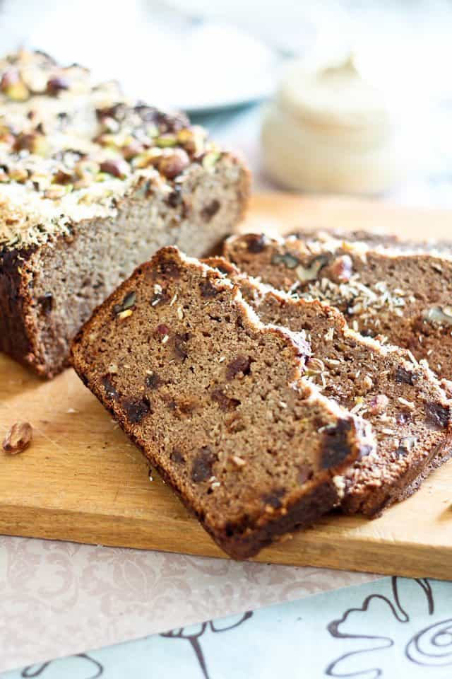 Paleo Banana Bread | by Sonia! The Healthy Foodie