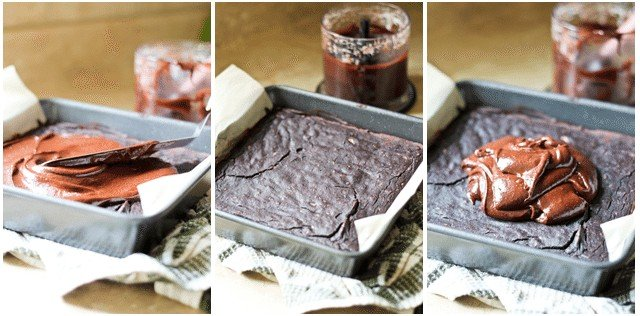Paleo Sweet Potato Brownies Strip1