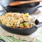 Shepherds Pie Casserole | thehealthyfoodie.com