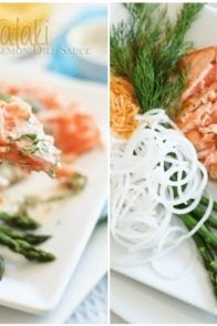 Salmon Tataki | by Sonia! The Healthy Foodie