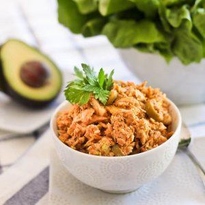 My Emergency Go-To Recipe: Tuna Avocado Lettuce Wraps