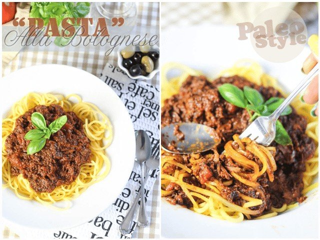 Pasta Alla Bolognese | by Sonia! The Healthy Foodie