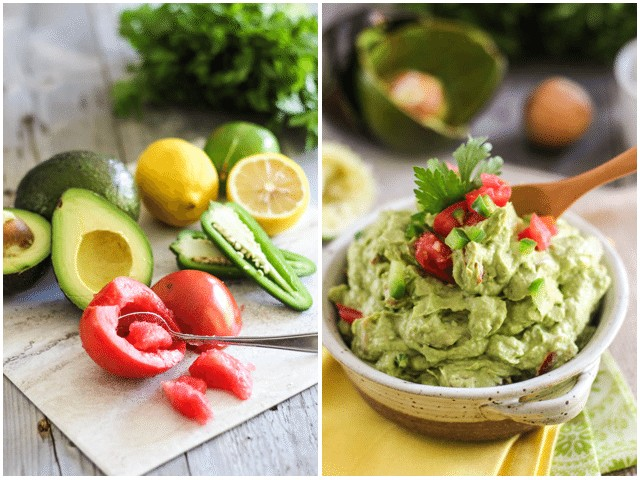 Quick and Easy Guacamole | by Sonia! The Healthy Foodie