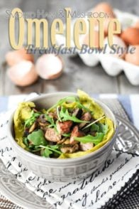 Omelette In A Bowl | by Sonia! The Healthy Foodie