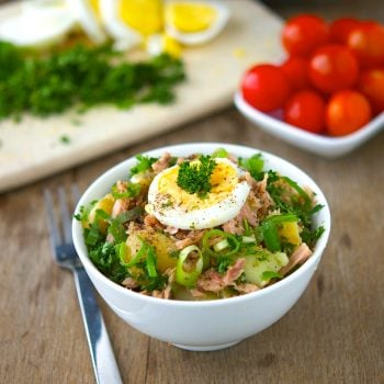 Spanish Potato Salad | The Iron You