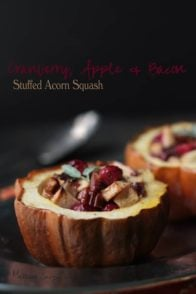 Stuffed Acorn Squash | I Breathe I'm Hungry